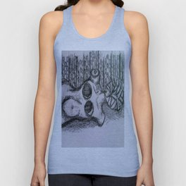 Bound with Bows 2 Unisex Tank Top