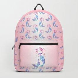 Tribal Mermaid Backpack
