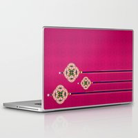 indonesia Laptop & iPad Skins featuring Indonesia  by Zohayma Montañer