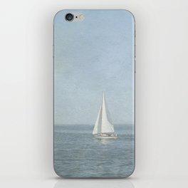 Sunday Sail  - Cape Cod iPhone Skin