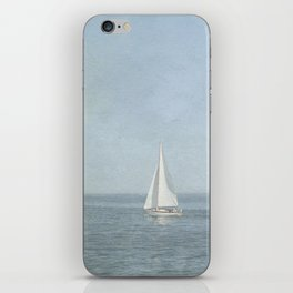 Sunday Sail  - Cape Cod iPhone Skin