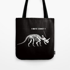 I hate comet! Tote Bag