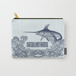 Swordfish Carry-All Pouch