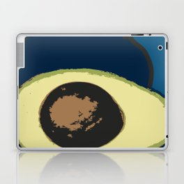 Life Cycle of an Avocado Laptop & iPad Skin
