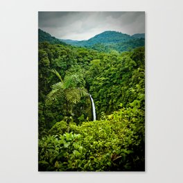 La Fortuna Canvas Print