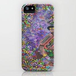Professor of Weirdness  iPhone Case
