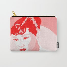 Audrey Hepburn Red Carry-All Pouch