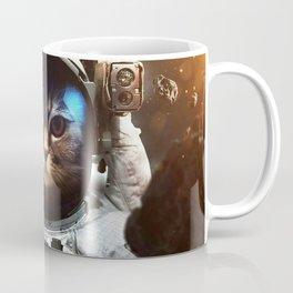 astronaut cat Coffee Mug