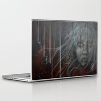 les miserables Laptop & iPad Skins featuring Cossette ~Les Miserables by prestone85