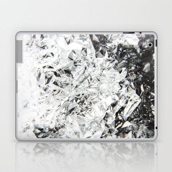 Aluminum Diamonds Laptop & iPad Skin