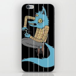 Marry Yourself (color) iPhone Skin