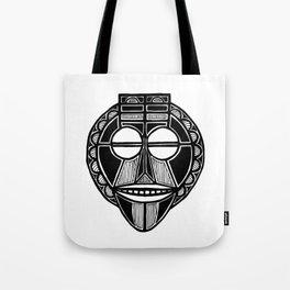 Happy Malaysian Mask Tote Bag