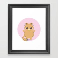 Garfield Framed Art Print