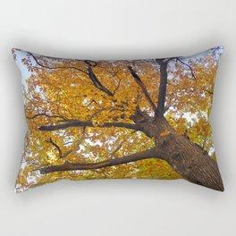 Autumn dreams. Tree Rectangular Pillow