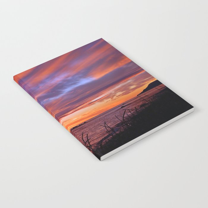 First Light at Sea Notebook