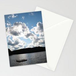Harp Lake Stationery Cards