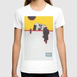 Standard reporter T-shirt