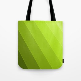 Green Gradient to Light Tote Bag