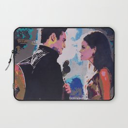 Johnny and June Laptop Sleeve