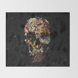 Smyrna Skull Throw Blanket