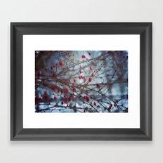 berry dream Framed Art Print