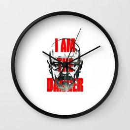 I am the Danger Wall Clock