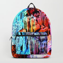 Cavern in Greece Backpack