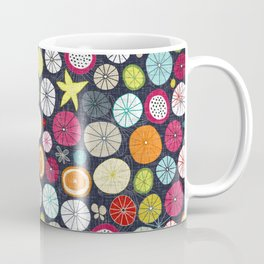 umbrellas cobalt Coffee Mug