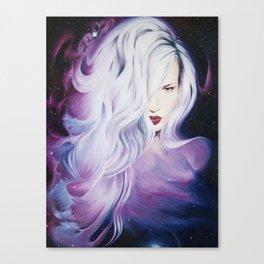 Celestial Vestera Canvas Print
