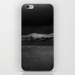 Dark Sands iPhone Skin