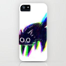 Inter-dimensional Cat iPhone Case