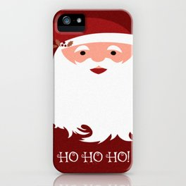 HO HO HO! iPhone Case