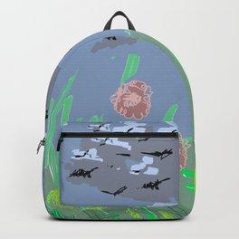 imaginary music album Backpack