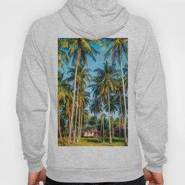Tropic village Hoody
