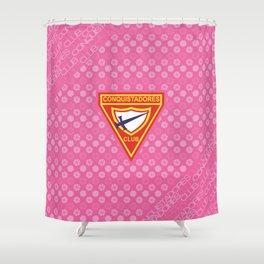 Conquistadores Club Shower Curtain