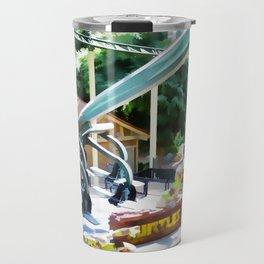 Grab Shell and Head to Mall of America Travel Mug
