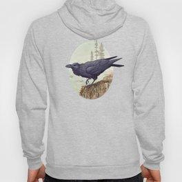 Raven of the North Atlantic Hoody