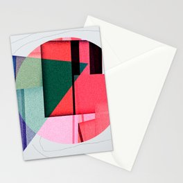 a lid fits on each pot Stationery Cards