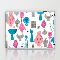 Things with Faces Laptop & iPad Skin