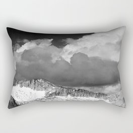 Clouds - White Pass, Kings River Canyon Rectangular Pillow