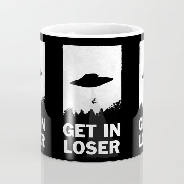 Get In Loser Kaffeebecher