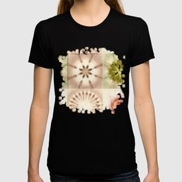 Cagelings Proportion Flowers  ID:16165-120212-27450 T-shirt