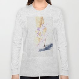 Pointe shoes Long Sleeve T-shirt