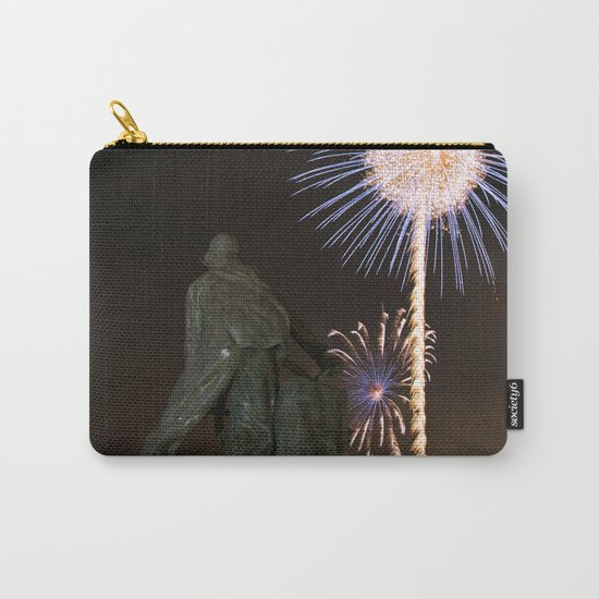 Fisherman's Memorial fireworks Carry-All Pouch