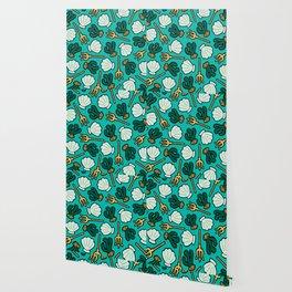 Under the Sea Pattern Wallpaper