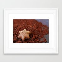 chocolate Framed Art Prints featuring Chocolate by LebensART Photography