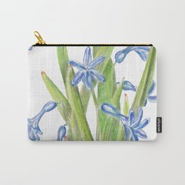 Wild hyacinth Carry-All Pouch