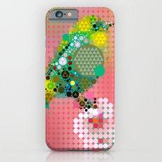 Green bird iPhone 6s Slim Case