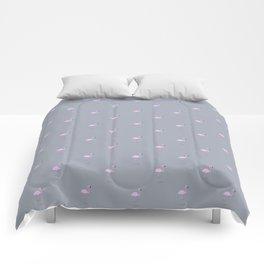 Flamingo pattern Comforters