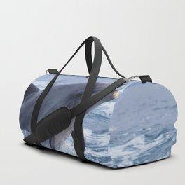Bottlenose dolphin Duffle Bag